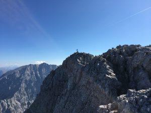 Gipfelkreuz Hockalter